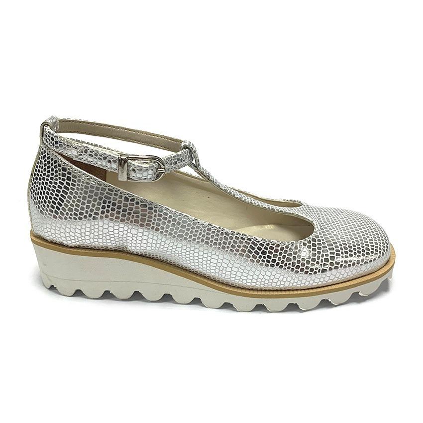 69b90b3e739 Zapatos Eva Niña Plateado Ev Nz3 Corpez - Bs. 175.461