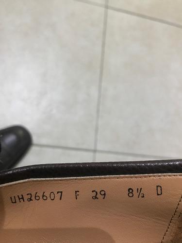 zapatos ferragamo originales muy poco uso, 8 1/2 americano!