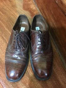 919933be6 Zapatos Ferraro Calzare Piel Animal Talle: 39/40