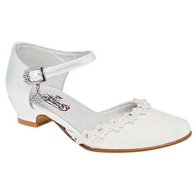 98c32cb1 Zapatos Con Poco Tacon Para Niña Ninas - Zapatos para Niñas Stilletos en  Mercado Libre México
