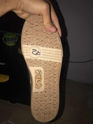 zapatos fila originales