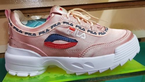 zapatos fila para damas oferta