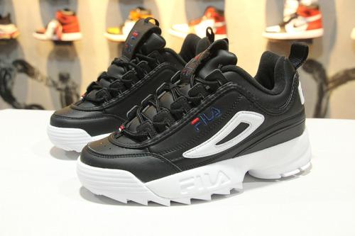 zapatos fila (varios colores)