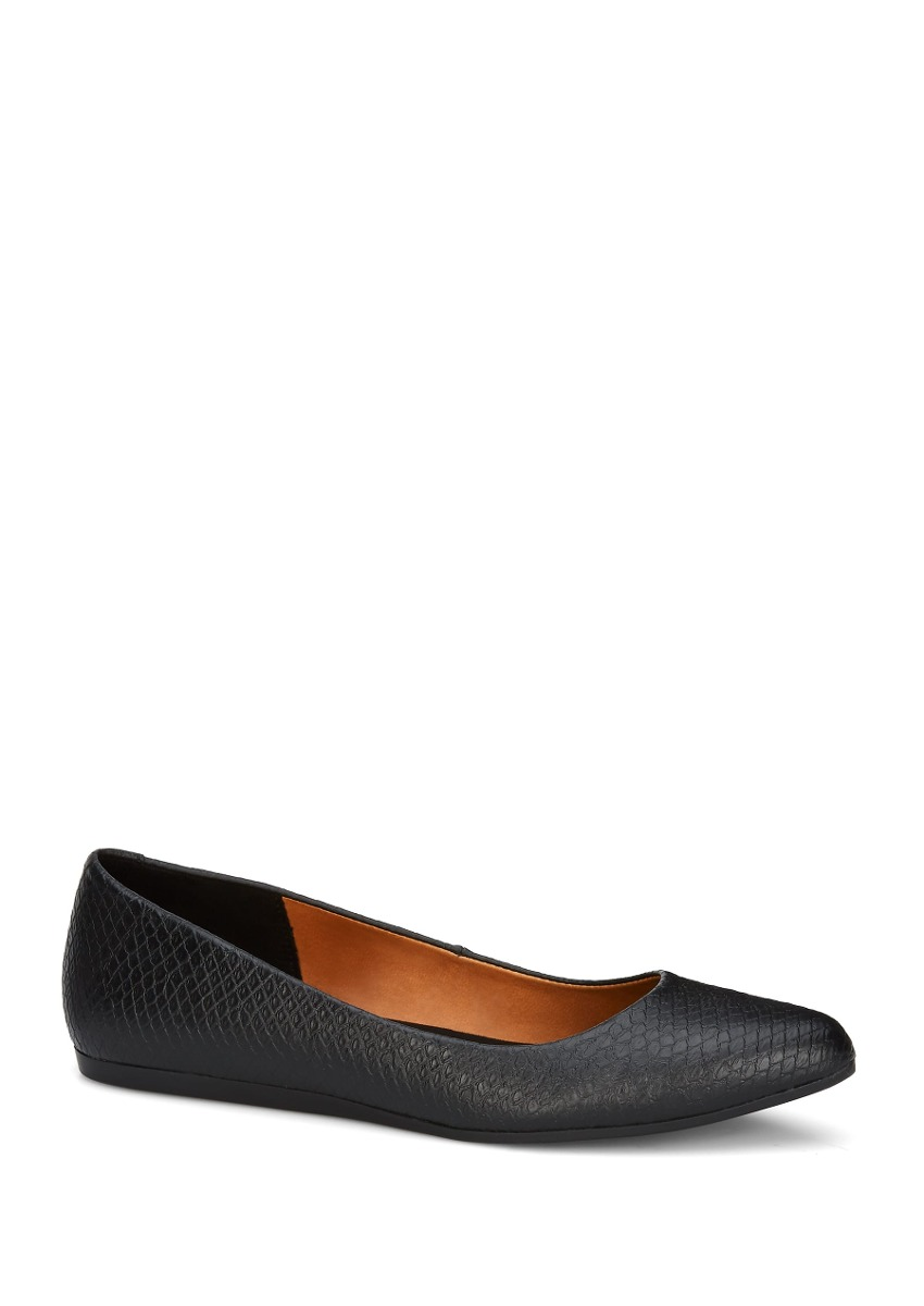 f8073cb440f7 Zapatos Flat Udt Ballerina Negro Dr Scholls Niña Sint K46442 ...
