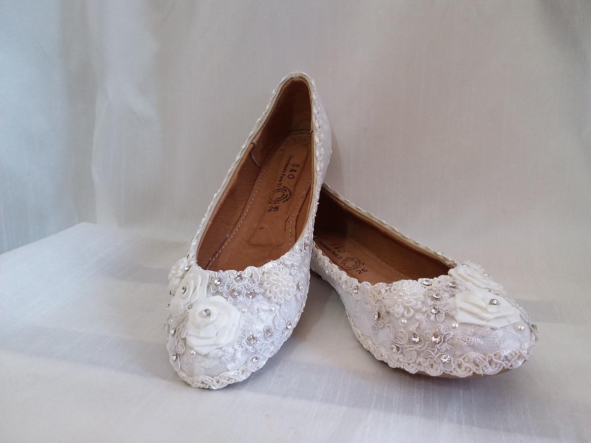 731f2b98088 zapatos flats novia primera comunión cristal perla vintage. Cargando zoom.