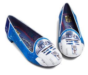 Flats Wars Jedi Irregular Zapatos R2d2 Star Choice Original sCBdxthrQ