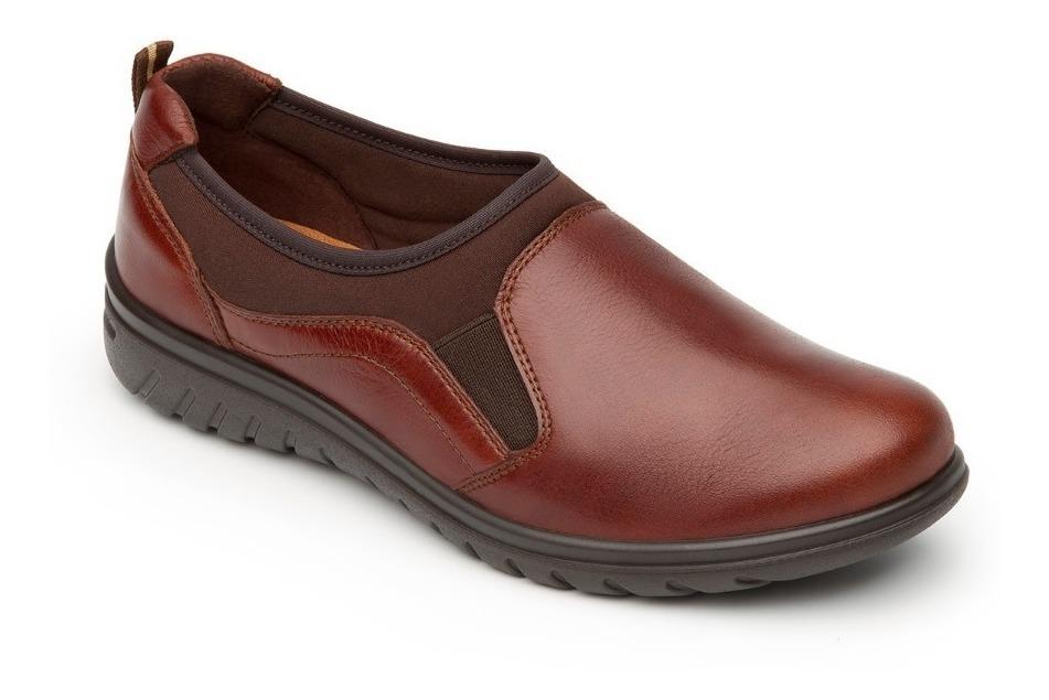 gran selección de b1aef 12318 Zapatos Flexi Color Café Para Dama Del 22.5 Al 27. 35301
