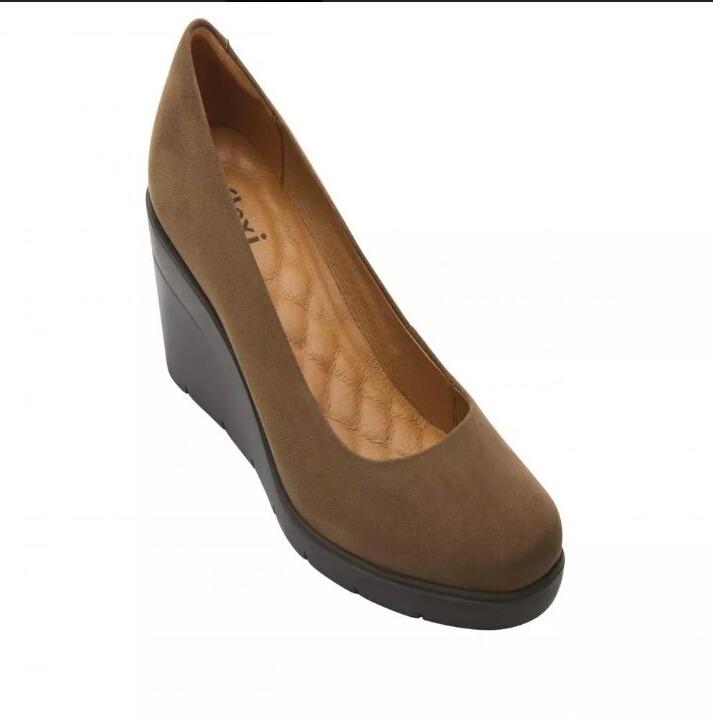 Zapatos Flexi Dama Cafe Obscuro 33904 -   280.00 en Mercado Libre 261683cbdd05