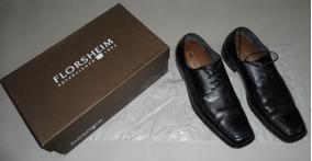 último diseño buscar autorización grandes ofertas en moda Zapatos Florsheim Negro Modelo Napa Vero Talla 9