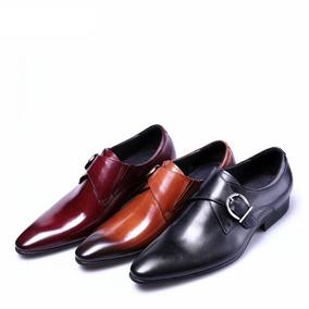 9e510e6d7 Zapatos Con Hebilla Hombre en Mercado Libre Colombia