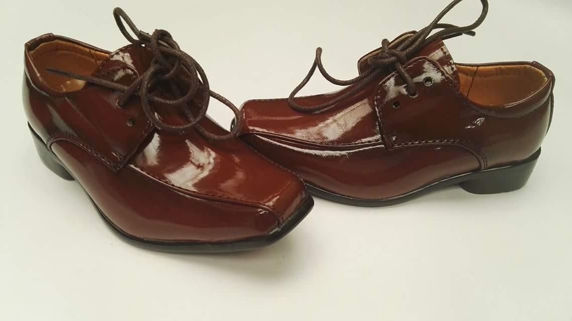 d83c9d1e7 Zapatos Formales Para Niños -   17.990 en Mercado Libre