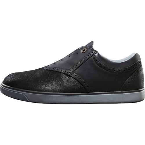 zapatos fox racing motion avant p/hombre negro 8.5