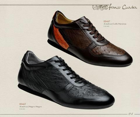 Zapatos Franco Cuadra Negros 289900 En Mercado Libre