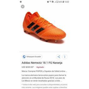 ae4935b911997 Tacos De Futbol Adidas Usados Barquisimeto Usado - Mercado Libre Ecuador