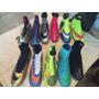 Zapatos De Fútbol Nike Con Caña