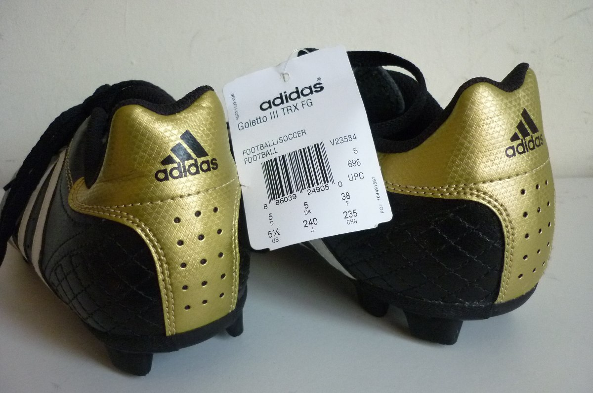 Zapatos Futbol adidas Coletto Iii Trx Talla 38 -   20.000 en Mercado ... 00c9d95d3a37b