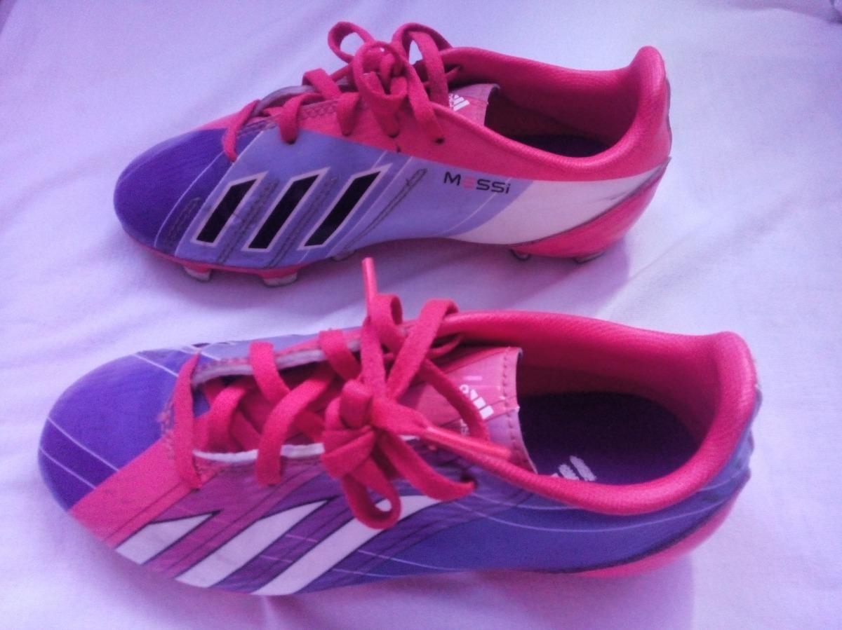 489ae9bb002be zapatos fútbol adidas de tacos niños talla 32 messi original. Cargando zoom.