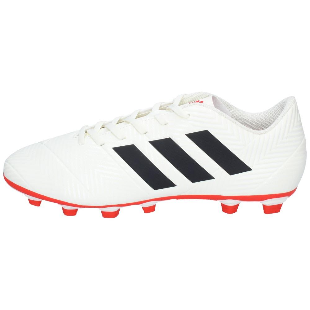 Negro Zapatos Fútbol 2 Adidas Hombre Nemeziz Blanco Fxg 18 4 DIE9WH2