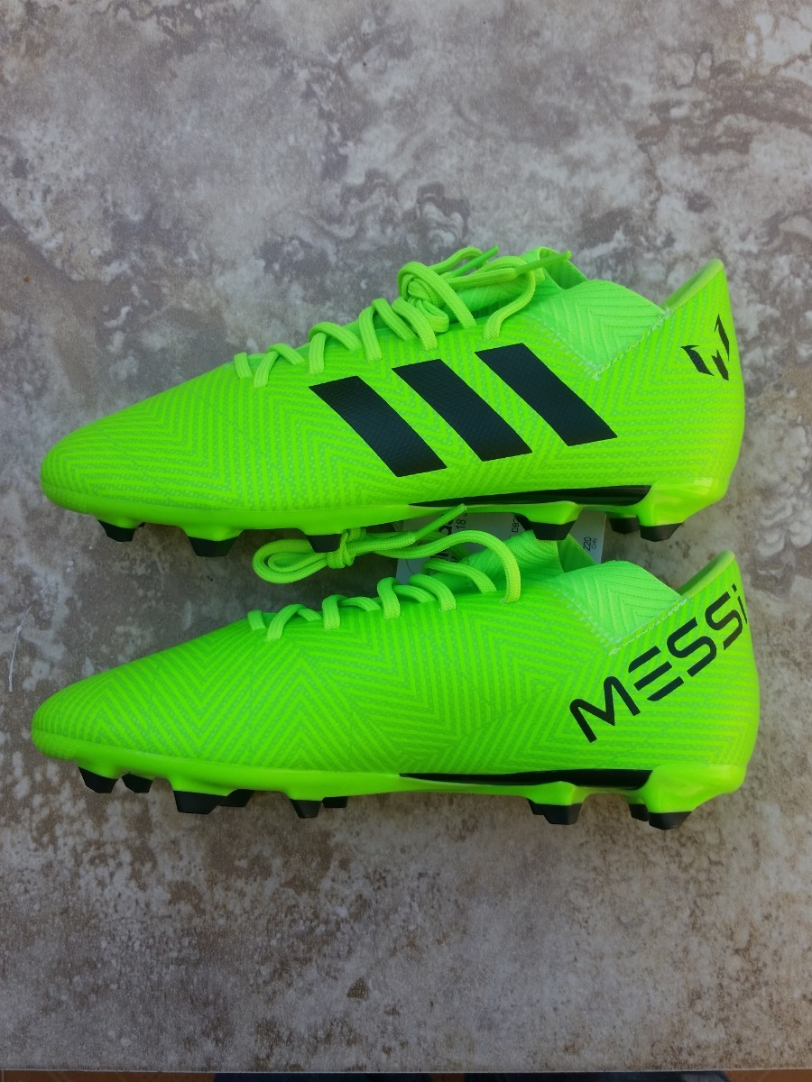 Zapatos Fútbol adidas Messi Niños Tacos Talla 36 (4 A)22.5cm - Bs ... 80e81530be536