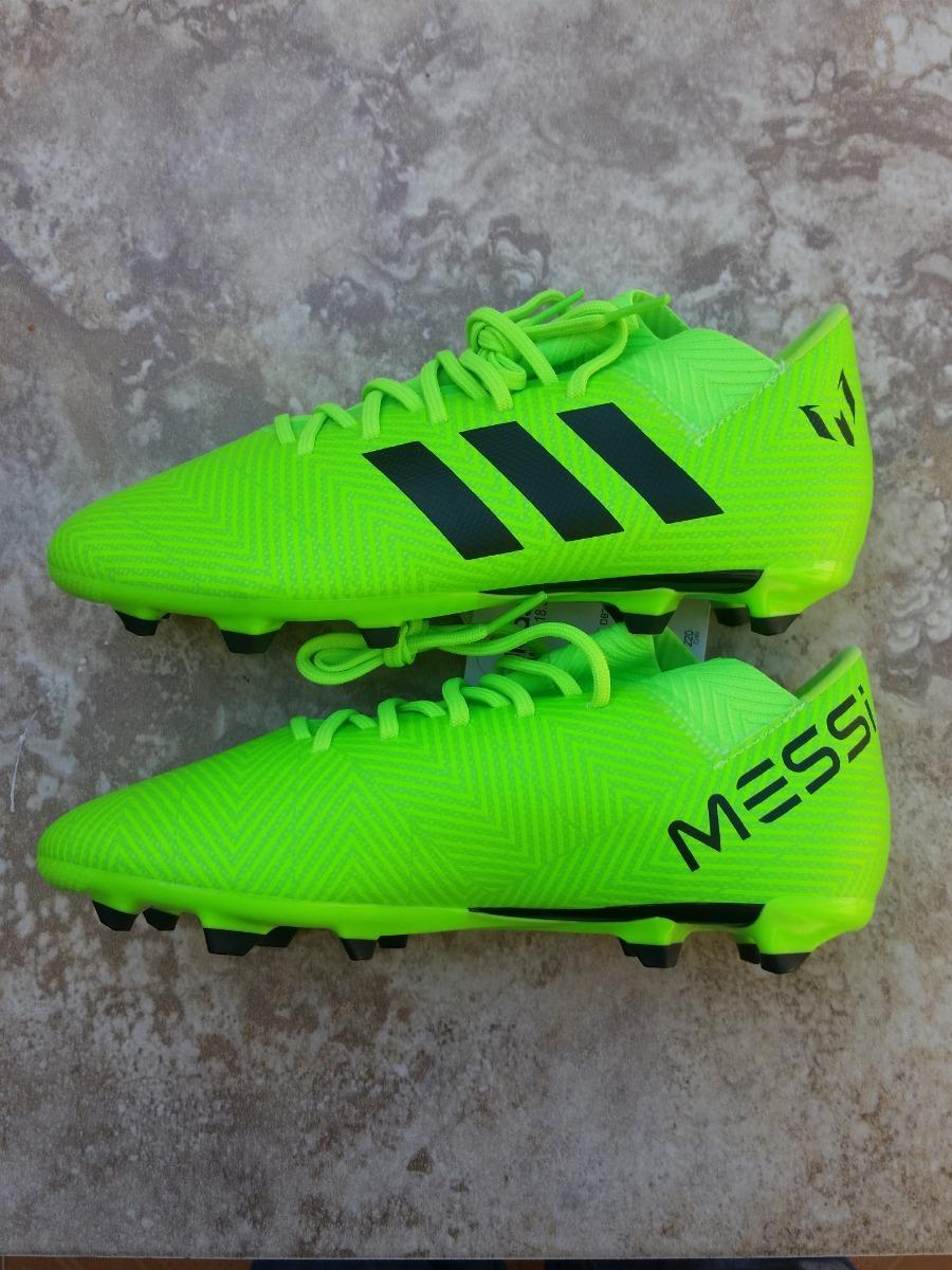 zapatos fútbol adidas messi niños tacos talla 36 (4 a)22.5cm. Cargando zoom. 40495ca16f947