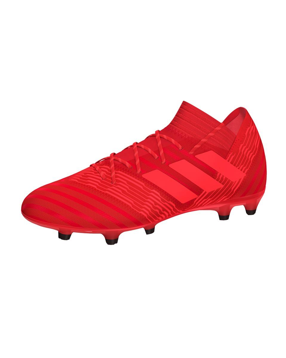990 Fútbol Adidas Fg En Rojo 2 Nemezis 17 2018 64 Tfs Zapatos pqwTvd5q