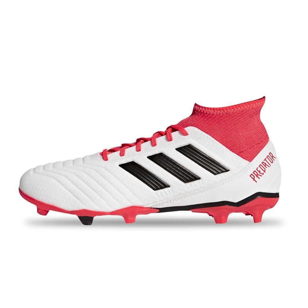 24aa780315b9d zapatos fútbol adidas predator 18.3 fg   rincón del fútbol. Cargando zoom.