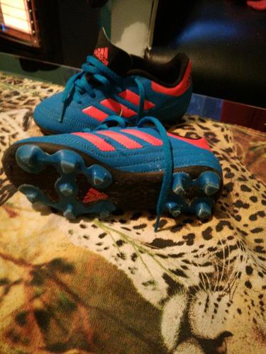 zapatos fútbol adidas talle 29
