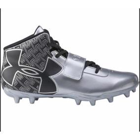 0cedfdd4cb2 Zapatos Para Futbol Americano Marca Under Armor en Mercado Libre México