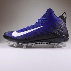957b4703372c2 Tachon Nike Alpha Menace Football tochito Negroazul 28mx