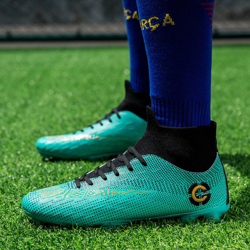 ae4e5ae3 zapatos fútbol fútbol profesional hombres mujeres zapatos. Cargando zoom.