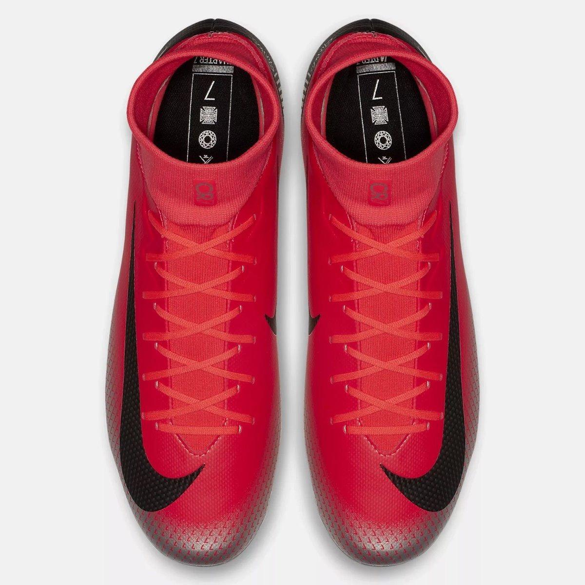 zapatos fútbol mercurial superfly cr7 rojo hombre aj3541-600. Cargando zoom. 5f1e1de7b1c05