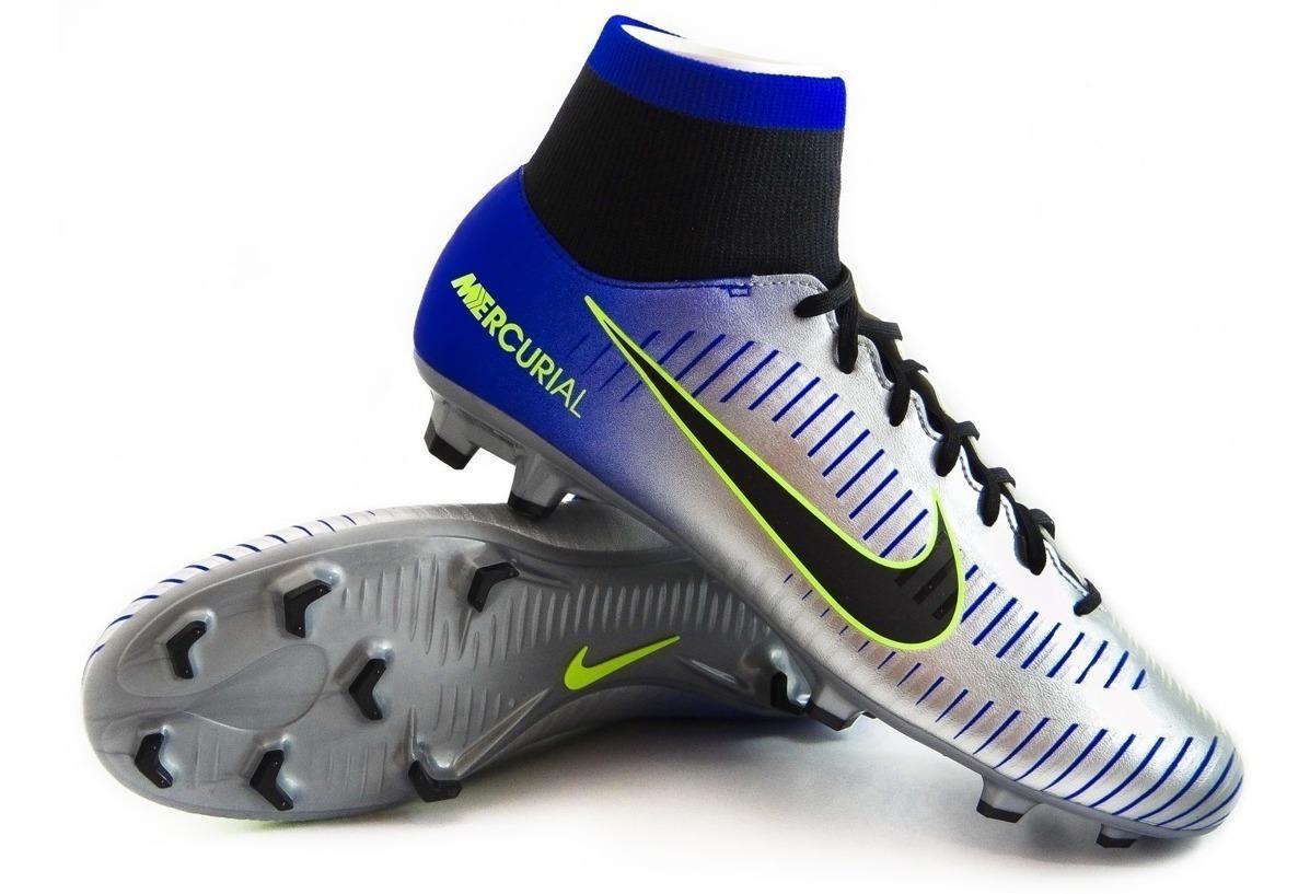 check out 19409 cd326 Zapatos Fútbol Nike Mercurial Victory Njr / Santiago Boxer