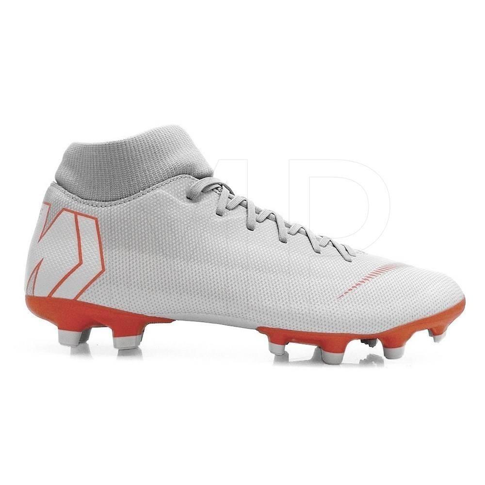b102875ef0ff2 Zapatos Fútbol Nike Superfly 6 Fg Gris   Rincón Del Fútbol ...