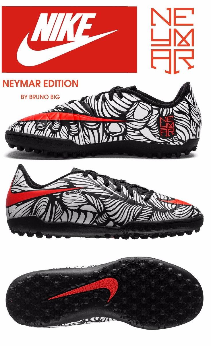 d6e3a9c5a3547 Zapatos Fútbol Niños Micro Tacos Nike Neymar Talla 31(13.5) - Bs ...