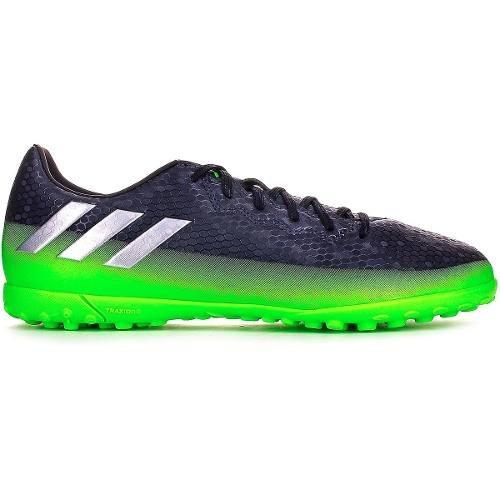 81edaa2a2093b Zapatos Futbol Pasto Sintetico Messi 16.4 Turf adidas Aq3529 ...