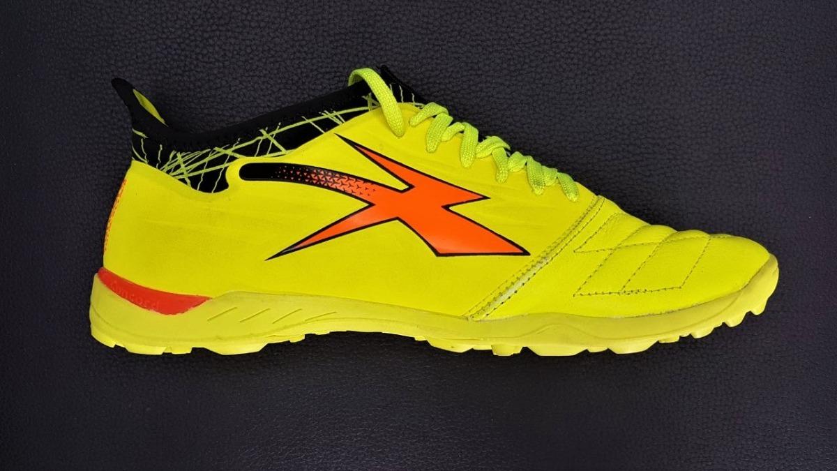 zapatos futbol pasto sintetico s163 lycra turf multitaco. Cargando zoom. c4072abddda52
