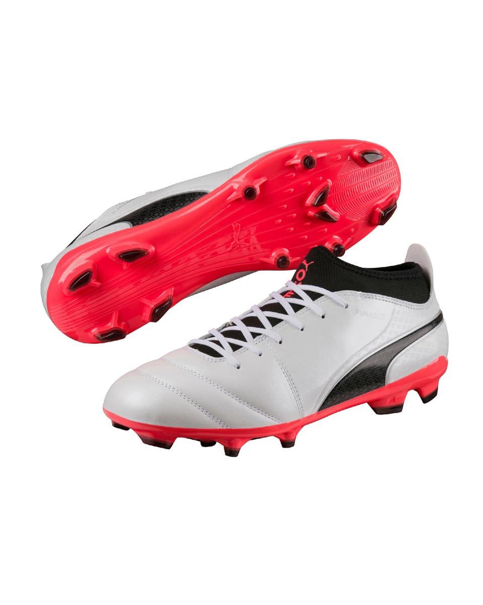 Futbol Tfs 3 Fg Blanco Puma Zapatos 17 One WE92YHDI