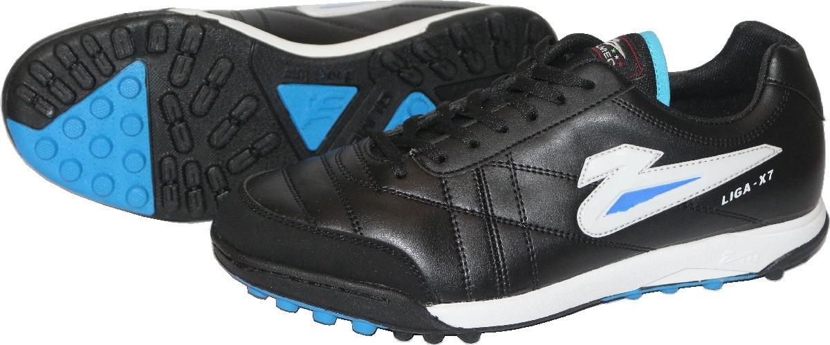 63d92321e30ac Zapatos Futbol Rapido Olmeca Liga 7 Mf -   689.00 en Mercado Libre