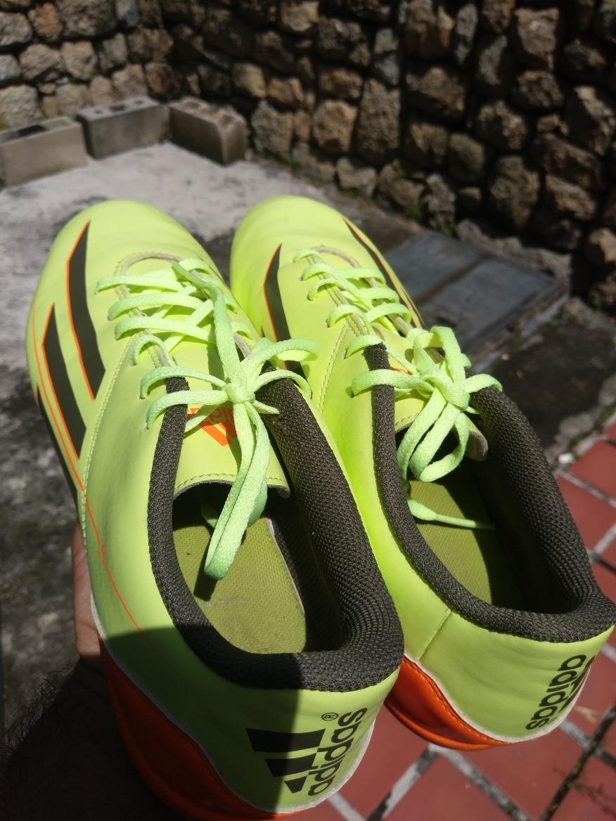 adidas f5 verdes