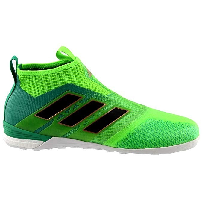 sitio de buena reputación e4c7f 651b6 Zapatos Futbol Sala Fulbolito adidas Ace Tango Talla 11us Mz