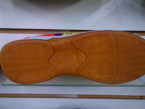 zapatos futbol sala hummer importados excelente cocidos