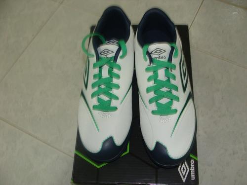 zapatos futbol sala /salon  umbro stadia 2 ic junior