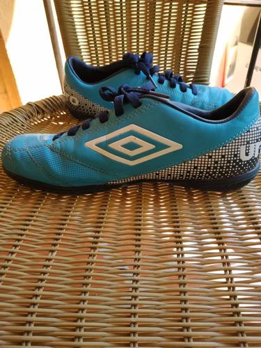 zapatos futbol sala umbro niño