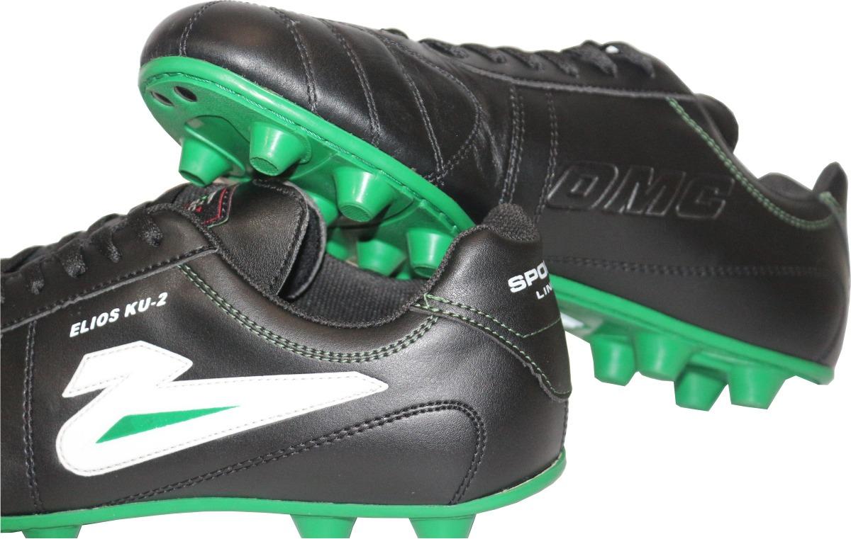 Zapatos Futbol Soccer Olmeca Elios En Piel mf -   649.00 en Mercado Libre c4c1b9f6d2adf