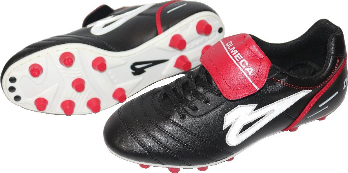 Zapatos Futbol Soccer Olmeca Francia Corte Microfribra -   679.00 en ... 94c2782048d14