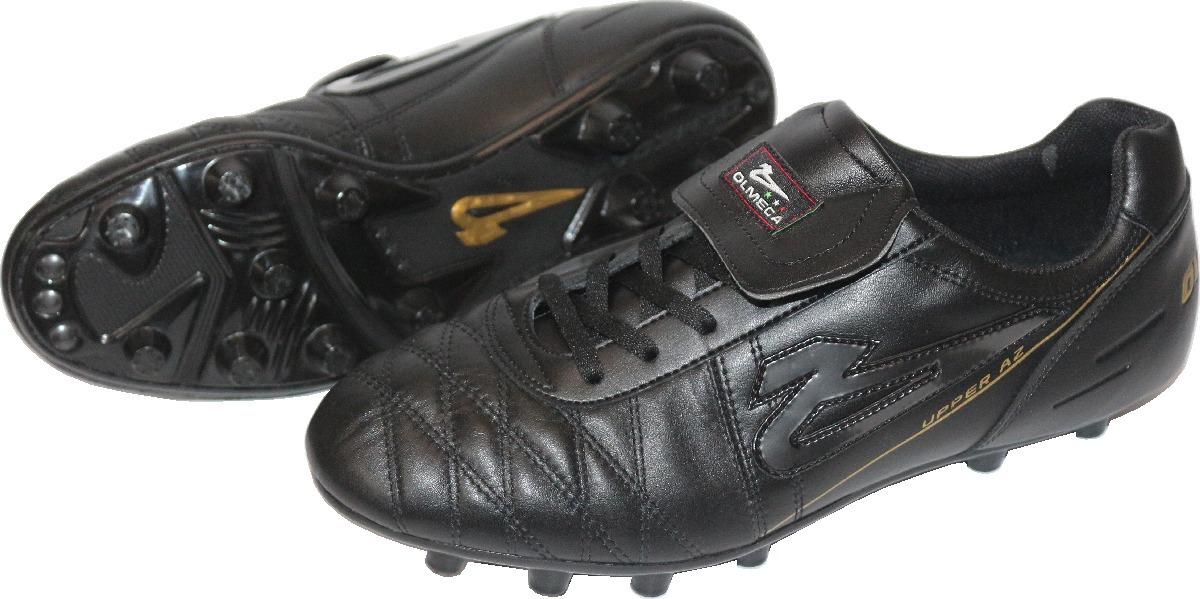 Zapatos Futbol Soccer Olmeca Upper Az En Piel mf -   689.00 en ... f2526a145c893