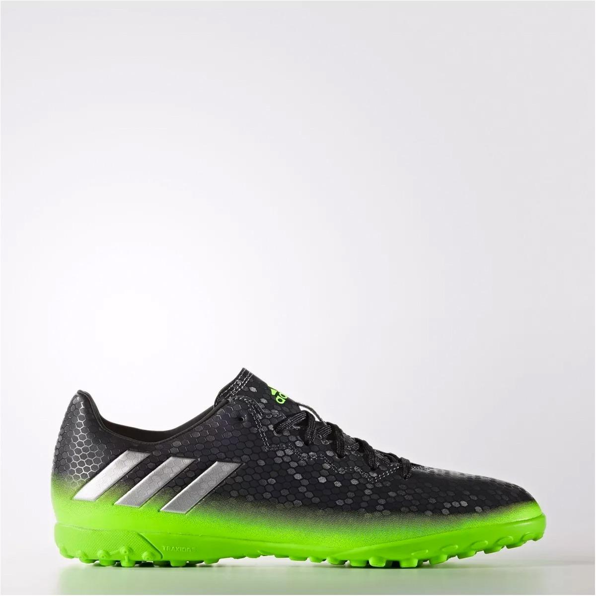 7c5c256b0004c zapatos futbol soccer pasto sintetico messi 16.4 turf adidas. Cargando zoom.