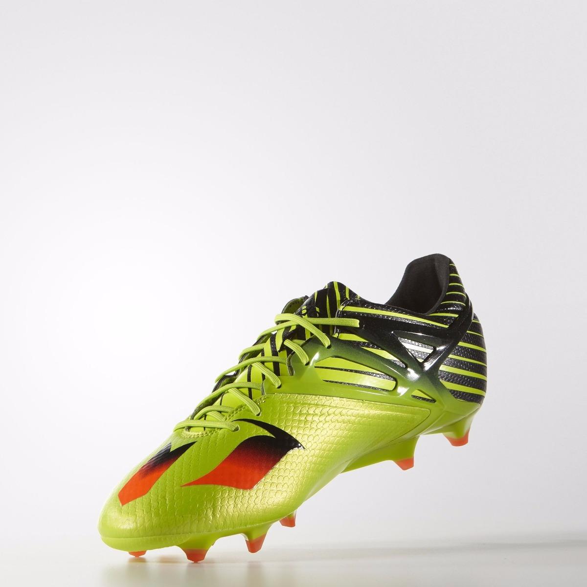 Zapatos Profesionales Messi 1 Soccer 15 Adidas Futbol S74679 j5A4RL