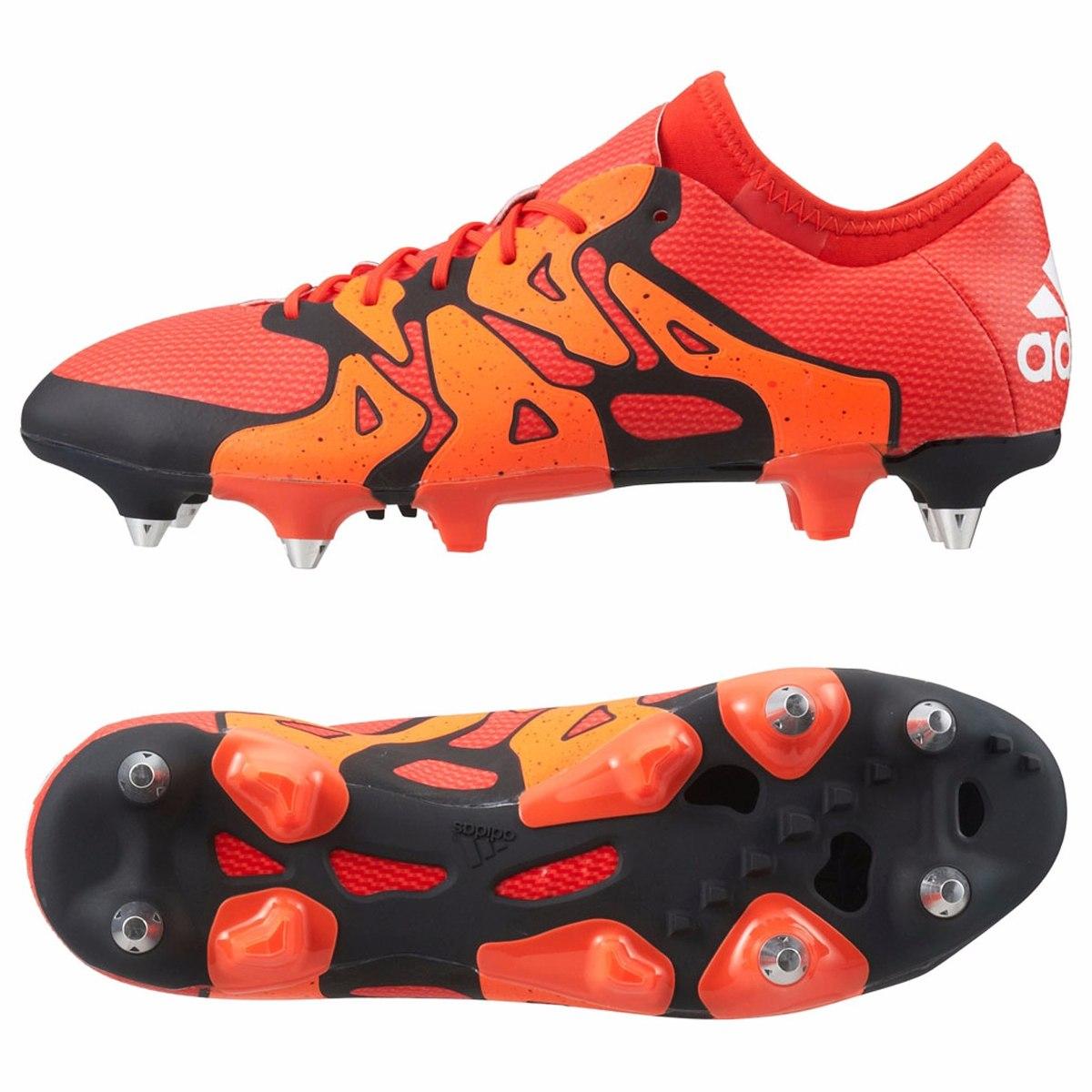 b13212825c15b zapatos futbol soccer profesionales x 15.1 sg adidas s83168. Cargando zoom.