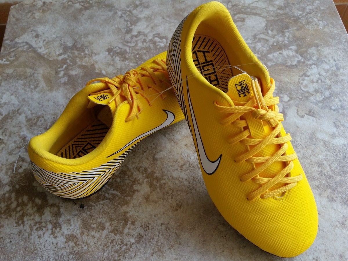 Zapatos Fútbol Tacos Niños Nike Neymar Talla 35 (3 Y) 22cm - Bs. 700 ... e821bb1793123